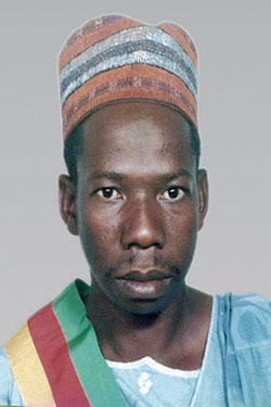 ABOUBAKAR SIDIKI